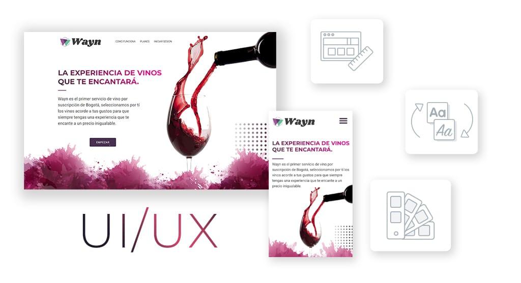 Penrocket UI/UX
